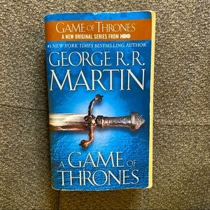 Games of Thrones Softcover